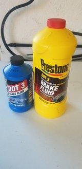 DOT-3 Break Fluid in Camp Lejeune, North Carolina