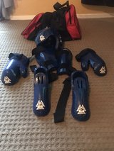 Adult sparring gear in Vacaville, California