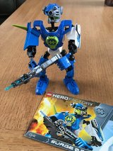 Retired Lego Hero Factory Set 2141 Surge 2.0 in Naperville, Illinois