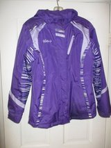 Girls Purple Weatherproof Winter Jacket Size XL in Bartlett, Illinois