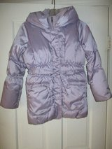 Girls Gap Kids Lilac Down Coat Size L 10 in Bartlett, Illinois