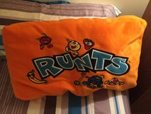 """Candy Pillow: Runts by Nestle; 20.5"""" x 11.5""""; Soft Plush in Cherry Point, North Carolina"""