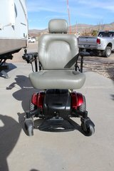 electric wheelchair. Brand New. with car carrier in Alamogordo, New Mexico