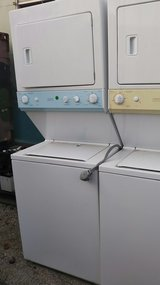 GW washer and dryer in Okinawa, Japan