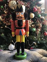 "Made In Germany Nutcracker 14 1/2"" tall in bookoo, US"