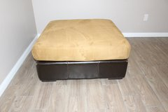 Large comfortable Ottoman in Spring, Texas