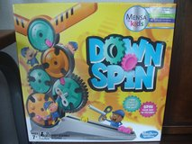 Down Spin Game in Okinawa, Japan