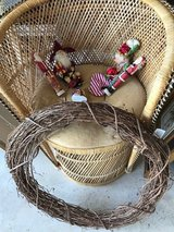 Grapevine wreath...not decorated-NEW in Camp Pendleton, California