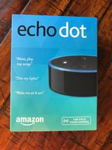 Amazon Echo Dot (2nd Generation) Smart Assistant with Alexa - Black in Fort Lewis, Washington