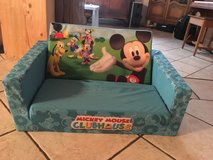Mickey Mouse Couch in Ramstein, Germany