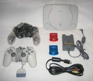 Original Sony PlayStation 1 System - Tested and Working - PS1 PS One in Plainfield, Illinois