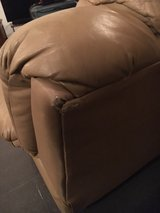 Leather Couch and Loveseat in Ramstein, Germany