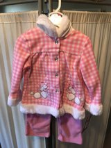 ***BRAND NEW***Baby Girl Poodle Outfit SZ 24 months in Cleveland, Texas