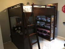 Pottery Barn Teen Loft Bed w/Desk in Conroe, Texas