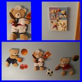 3D Sports Bears wall hangings in Bartlett, Illinois