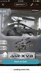 helicopter drone ..NEW IN BOX in Fort Campbell, Kentucky