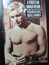 A Streetcar Named Desire, play by Tennessee Williams, paperback in Kingwood, Texas