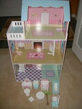 DOLL HOUSE WITH FURNITURE--STILL AVAILABLE in Byron, Georgia