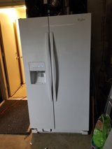 Whirlpool Refrigerator in Travis AFB, California
