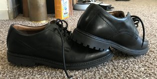Marks and Spencer Leather Lace-up Shoes in Lakenheath, UK