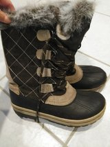 Winter Snow Boots in The Woodlands, Texas