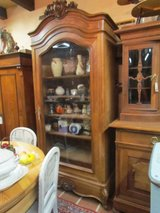 Showcase Glass Cabinet Collector's Cabinet Louis XIV in Ramstein, Germany
