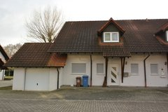 TLA 4 BR house + car, Niedermohr, 15min from RAB, family house with private yard in Ramstein, Germany