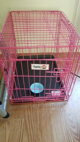 "24"" Aspen PINK 2 door dog cage NEW in Byron, Georgia"