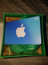 apple gift card in Clarksville, Tennessee