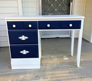 solid maple chalk painted desk in Camp Lejeune, North Carolina