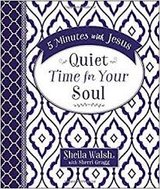 ***BRAND NEW***5 Minutes With Jesus: Quiet Time for Your Soul Hardcover*** in Houston, Texas