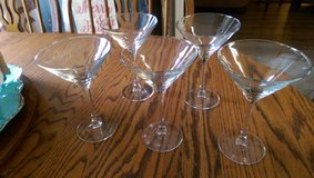 martini glasses in Fort Rucker, Alabama