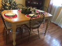Dining Table and 4 Chairs in Macon, Georgia