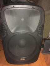 Portable PA system in Beaufort, South Carolina