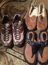 Variety of shoes in Chicago, Illinois
