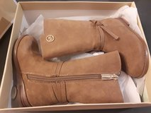 Toddler Size 6 Micheal Kors Boots in Houston, Texas