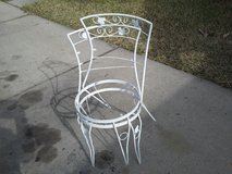Antique Iron, cafe/garden chairs in The Woodlands, Texas