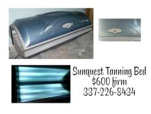 TANNING Bed in Leesville, Louisiana