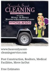 Commercial and Residential Cleaning. in Byron, Georgia