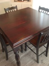 Dining table set Pub Height in Camp Lejeune, North Carolina