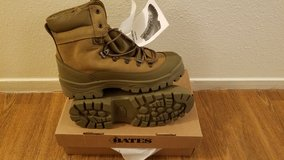 Mountain Combat Boots in Fort Drum, New York