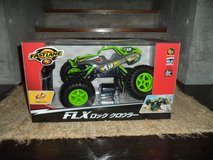 Fast Lane 4WD remote control rock crawler in Okinawa, Japan