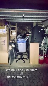 INSTANT JUNK REMOVAL, TRASH AND DEBRIS REMOVAL, GARBAGE DISPOSAL in Ramstein, Germany