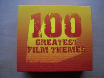 6 CD set of the 100 Greatest Film Themes in Wiesbaden, GE