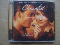 CD:  Music from Chocolat in Ramstein, Germany