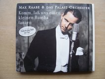 CD:  Max Raabe & Das Palast Orchester in Ramstein, Germany