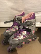 Inline skates -girl- in Quantico, Virginia