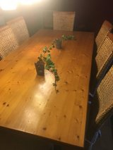 Made to measure dining table with chairs in Ramstein, Germany