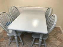Kitchen table and 4 Chairs in Lakenheath, UK