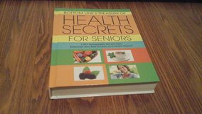 Health Book-Health Secrets For Seniors in Sandwich, Illinois